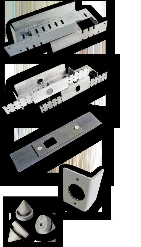 Accessories. DKS Doors  sc 1 st  DKS Doors & Metal Door Accessories | Metal Door Frames | Steel Door Manufacturer ...