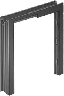 3000 Series  sc 1 st  DKS Doors & 3000 Series Door Frames | Double Egress Door Frames | Steel Door ...