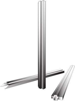 7500 And 7800 Series Door Frames Fabricated Sticks And