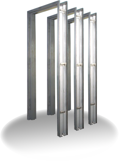 Steel Door Frames | Steel Door Manufacturer | Fire Labeled Steel ...