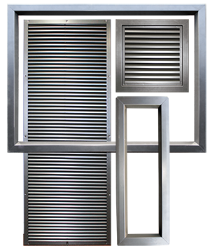Lites and Louvers. DKS Doors  sc 1 st  Steel Door Manufacturer | Hollow Metal Door | Steel Doors | Steel ... : louvers doors - pezcame.com